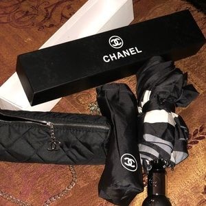 CHANEL Other - Chanel umbrella